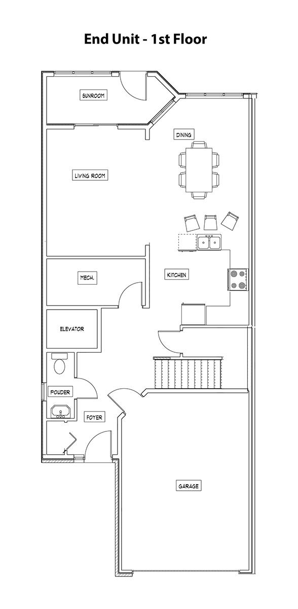 Wallace End Unit 1st Floor